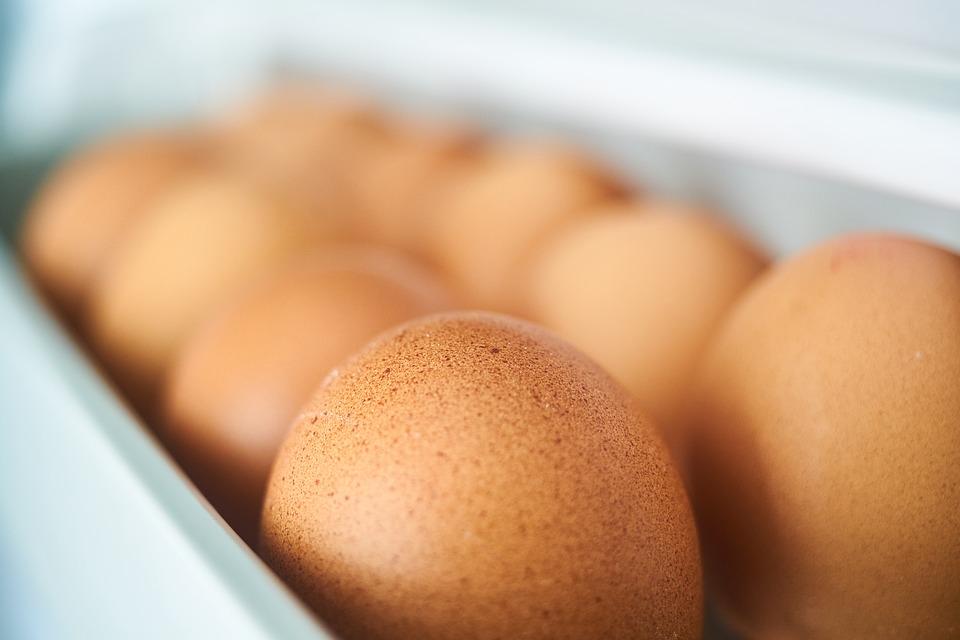 Maseczka z jajek na wypadanie włosów