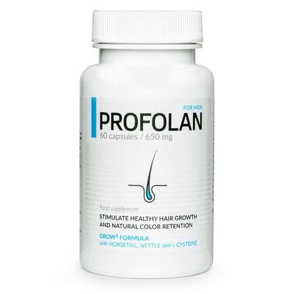 Profolan - tabletki na wypadanie włosów