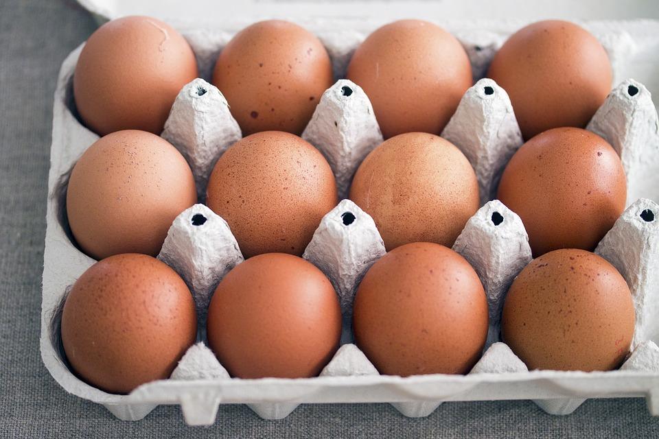 maseczka z jajek na suche włosy