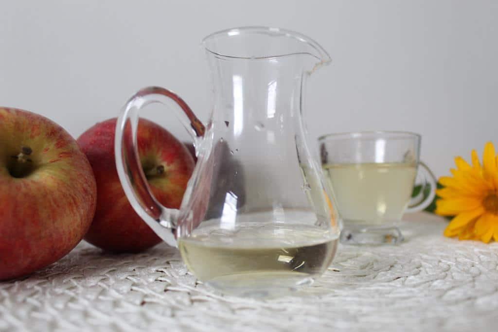 wcierka z octu jabłkowego