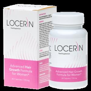 locerin - tabletki na wypadanie włosów