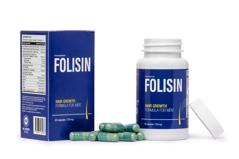 Jak stosować tabletki Folisin