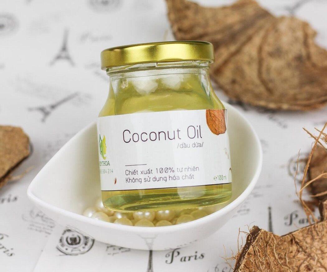 czy olej kokosowy jest zdrowy