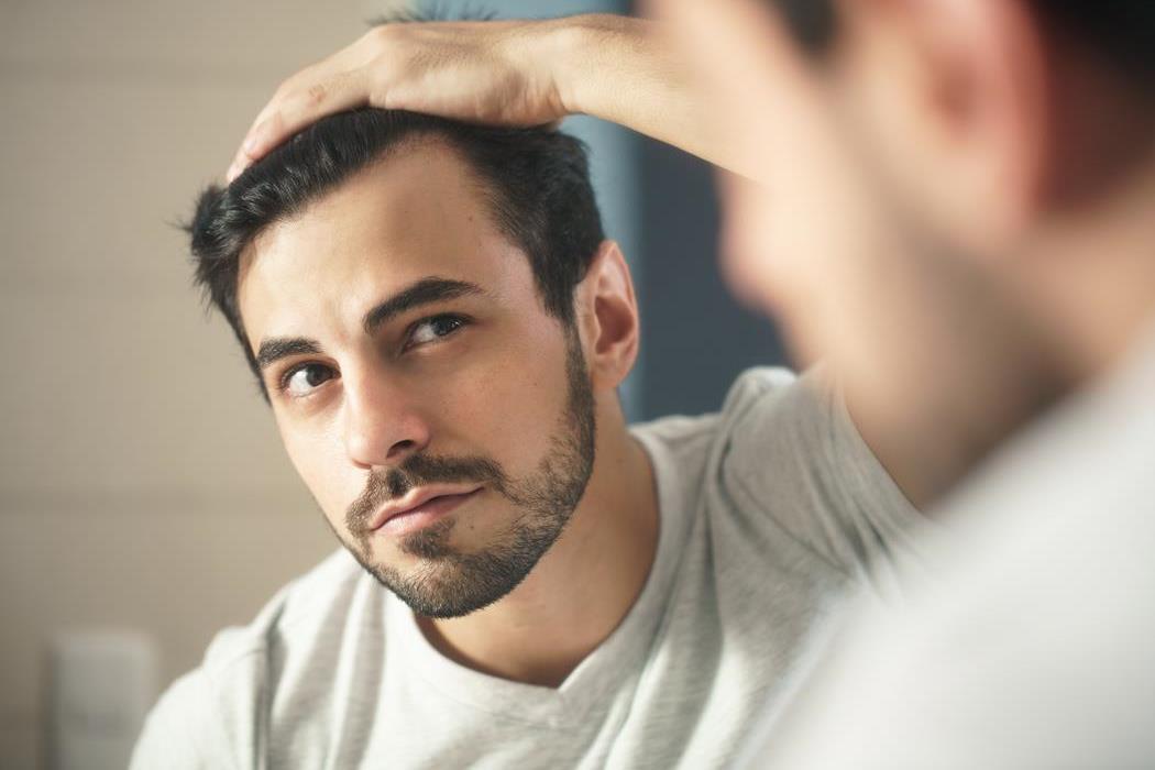 Rozpoznanie nadmiernego wypadania włosów