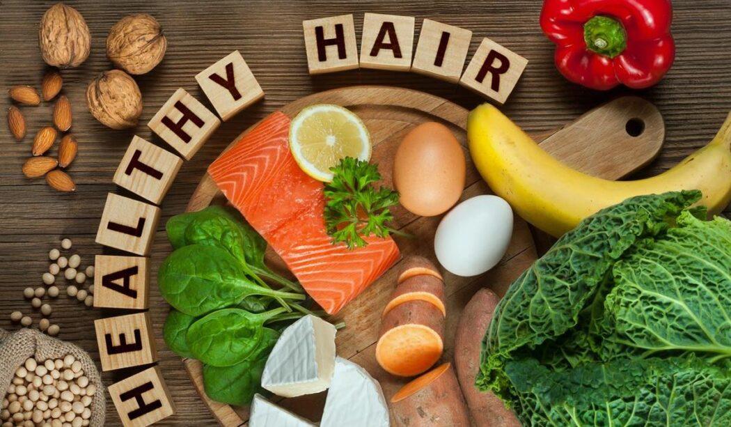 produkty zdrowe dla włosów