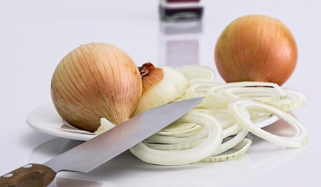 przygotowywanie cebuli